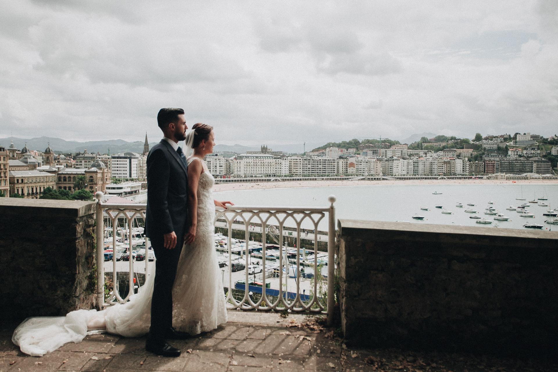 Wedding & Event Planner - Destination Wedding en San Sebastián - Boda Maria y Luis 05